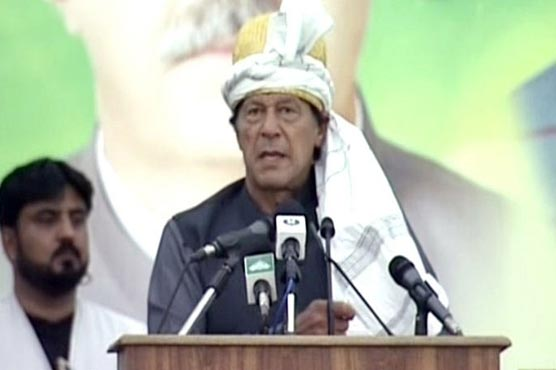 Govt not going anywhere, you are going to jail, PM Imran tells Asif Zardari