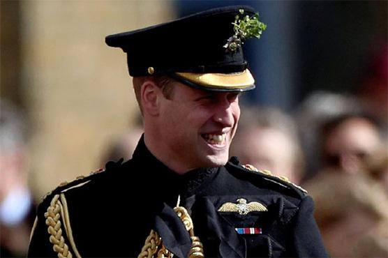 Prince William delves into UK's secretive spy world
