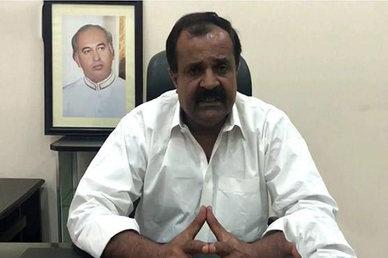 CM Usman Buzdar's powers seized by center: MPA Hassan Murtaza