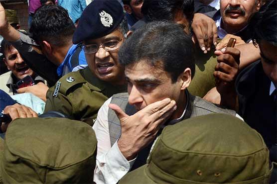 Hamza Shahbaz gets pre-arrest bail for 10 days