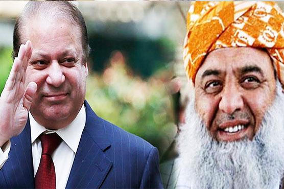 Fazl to meet Nawaz Sharif today