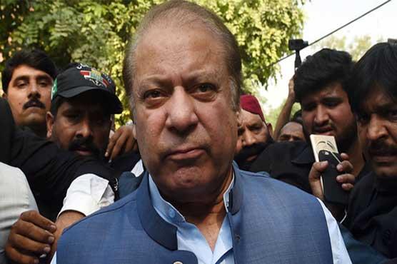 IHC adjourns hearing of appeal by Nawaz Sharif against Al-Azizia conviction till April 23