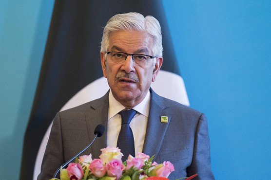 NAB interrogates Khawaja Asif in assets beyond means case