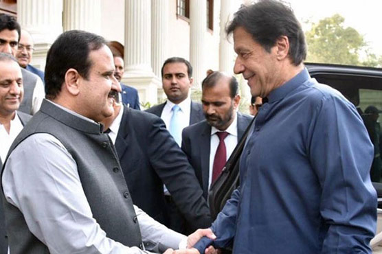 PM Imran Khan to visit Lahore tomorrow