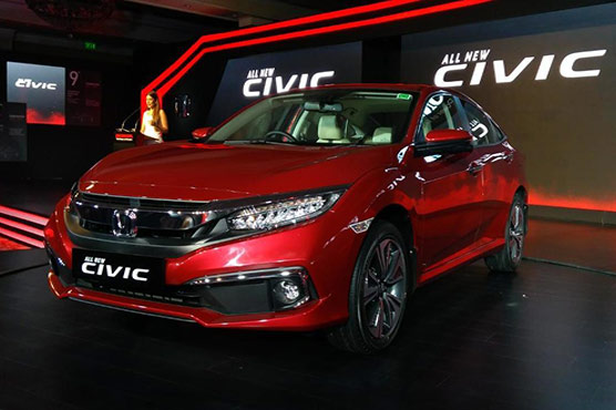 Honda launches 2019 Civic facelift in Pakistan - Technology