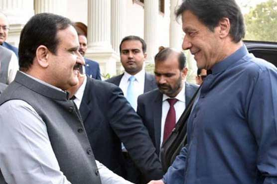 PM Imran Khan arrives in Lahore on day-long visit