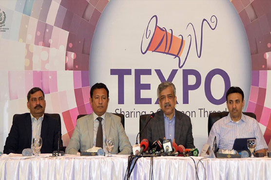 Four-day TEXPO 2019 begins in Lahore