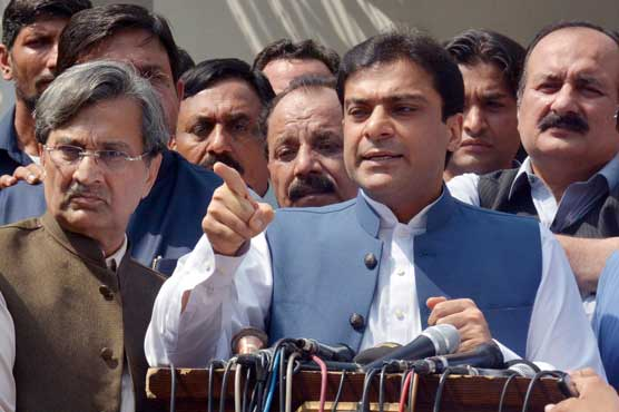 Allegations of money laundering will prove false: Hamza Shahbaz