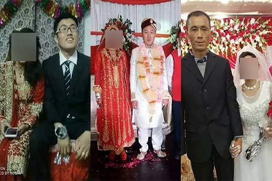 486884 61947794 - پاکستانی خواتین سے جعلی شادیوں کے معاملے پر چینی سفارتخانے کی وضا