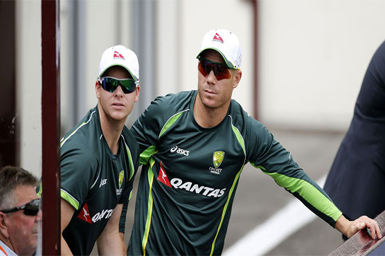Smith and Warner selected in Australia's World Cup squad