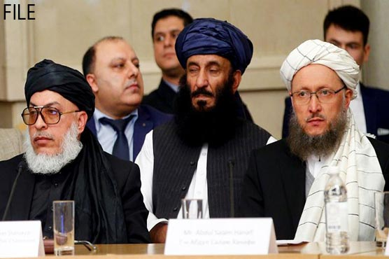 Hundreds of Afghan delegates to meet with Taliban in Doha