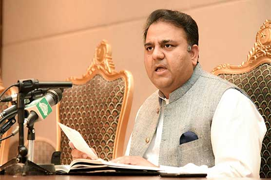 Fawad Ch urges PPP, PML-N to focus on 'new political narrative'