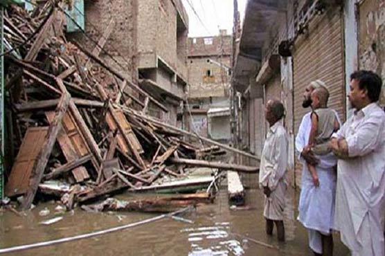 Six killed in separate rain-related incidents in Charsadda, Bajaur