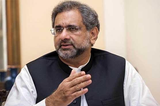 LNG scam: NAB investigates Shahid Khaqan Abbasi