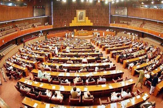 NA passes Elections (Amendment) bill, 2019