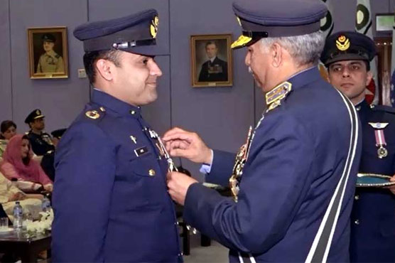 Non Operational Military awards conferred upon PAF officers