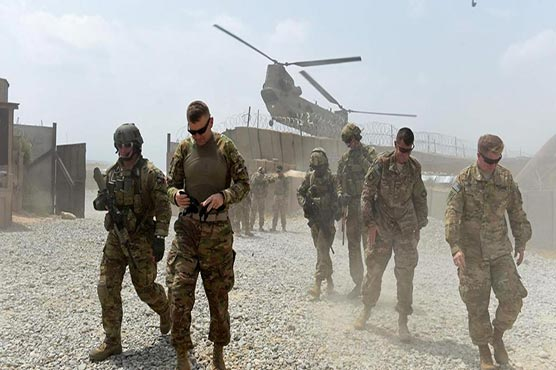 US agrees with Russia, China on pulling troops from Afghanistan
