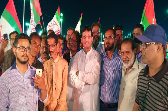 MQM-P to show political strength in Karachi today