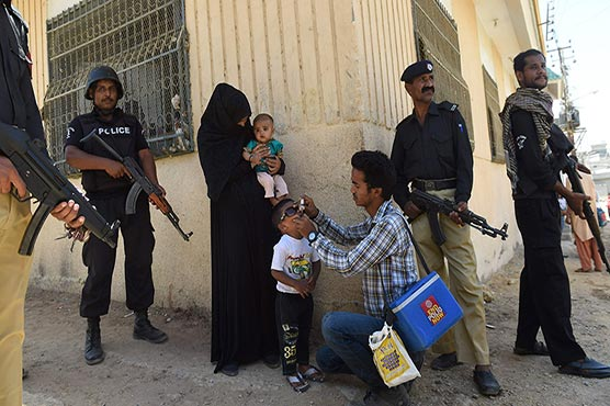 Anti-polio drive halted in Pakistan after attacks on health officials