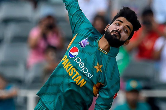 Pak leg-spinner Shadab Khan advised complete rest