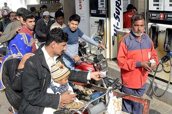 Ogra proposes Rs14.37 per liter hike in petrol price