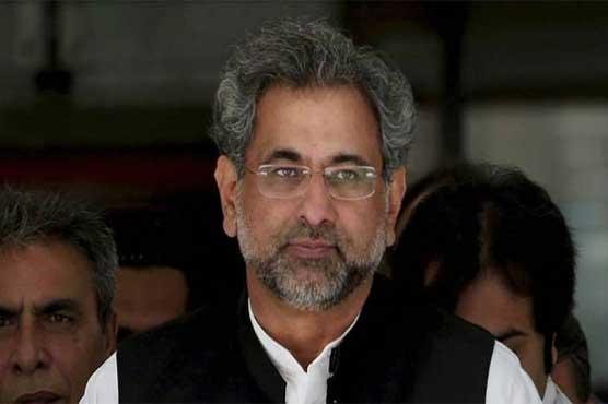 LNG case: NAB court extends physical remand of Shahid Khaqan Abbasi till August 15