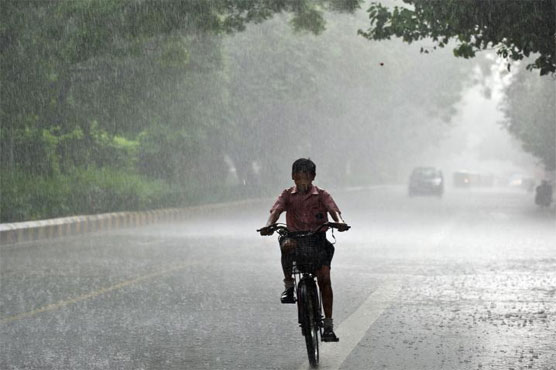 Met Office forecasts more rain in major parts of country
