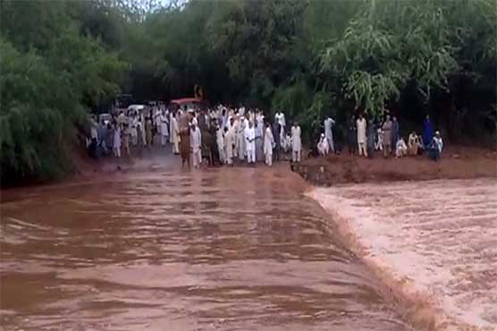 Nullas flooded as rain lashes parts of Punjab