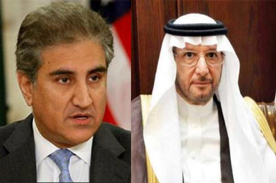 OIC secretary general assures FM Qureshi of taking notice of Kashmir issue