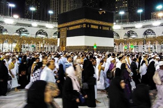 173,000 Pakistanis reach Saudi Arabia to perform Hajj