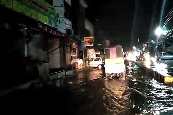 Rain emergency declared in Rawalpindi after heavy downpour
