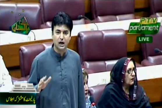 India will divide after it signed document of its destruction: Murad Saeed