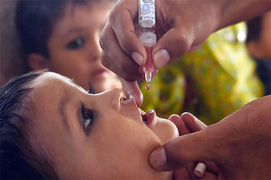 Five more polio cases reported in Khyber Pakhtunkhwa