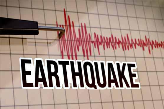 Strong 5.8 earthquake jolts parts of Punjab, KP