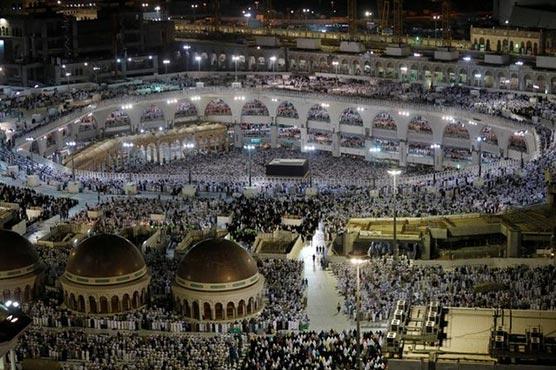Muslim pilgrims descend on Makkah for haj, Saudis warn against politics