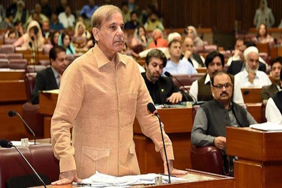Will bear PM's injustice but wont bow down before him: Shehbaz