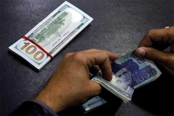 Dollar gains 50 paisa in open market against rupee