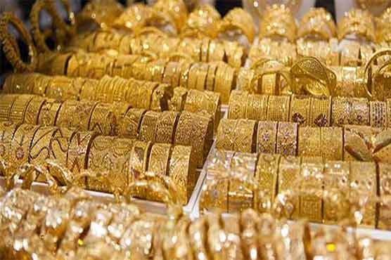 Gold Price Soars By Rs200 Per Tola To