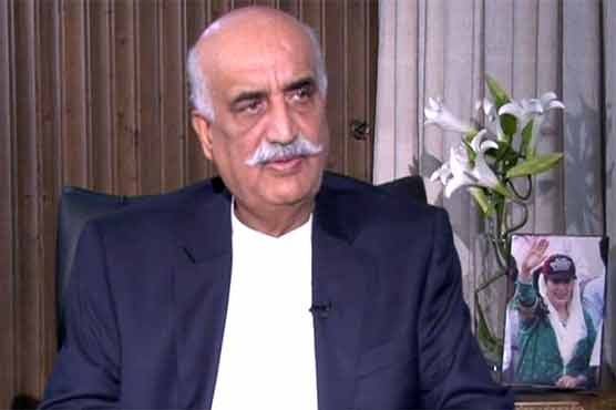 Khurshid Shah rejects reports of Rs 500 billion assets