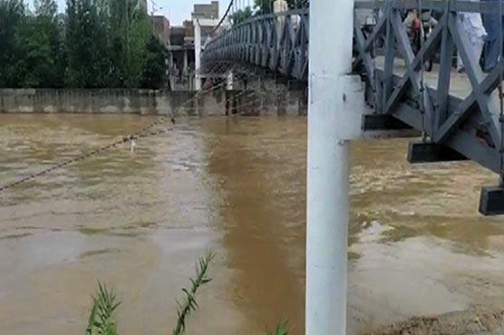 Torrential monsoon rain wreaks havoc in Karachi