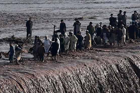 Heavy rains kill 12, injure 22 people in Khyber Pakhtunkhwa