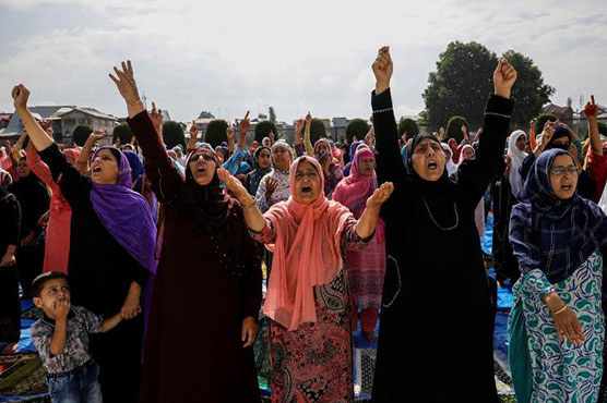 Pakistan to celebrate Independence Day as 'Kashmir