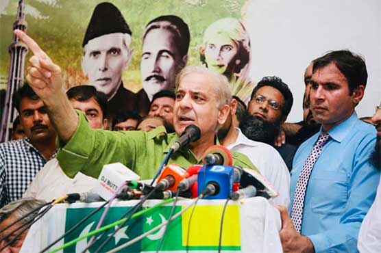 Time has come to take timely decisions: Shehbaz