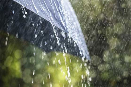 Met Office predicts rain in different parts of the country