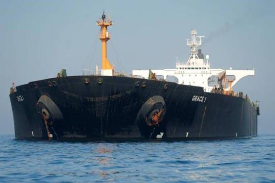 US threatens visa ban on crew of Iran tanker