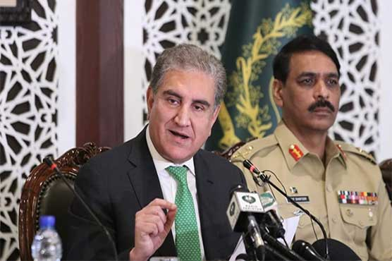 'Kashmir Cell' to be constituted in Foreign Ministry: Shah Mehmood Qureshi