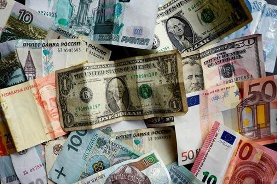 Rupee depreciates 24 paisa against dollar; PSX gains 589 points