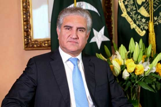 Pakistan's civil-military leadership is on the same page: FM Qureshi