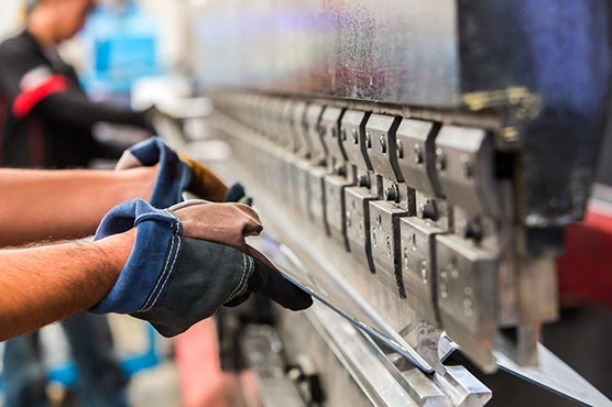 Large scale manufacturing sector contracts by 3.64pc in FY19