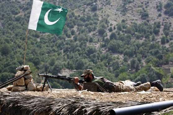پاک فوج کا ایل او سی پر بھارت کو منہ توڑ جواب، 6 انڈین فوجی ہلاک